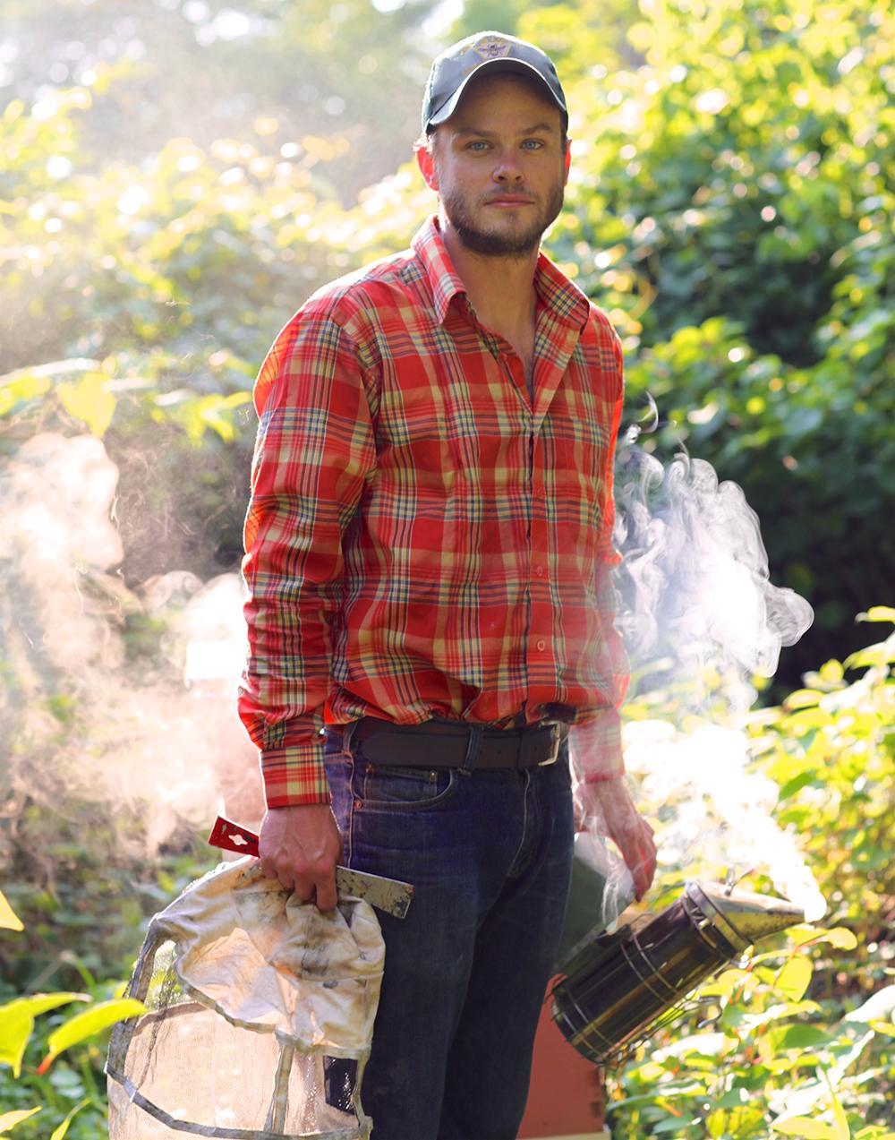 The Urban Farmer // www.WithTheGrains.com