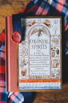 """""""Colonial Spirits by Steven Grasse // www.WithTheGrains.com"""