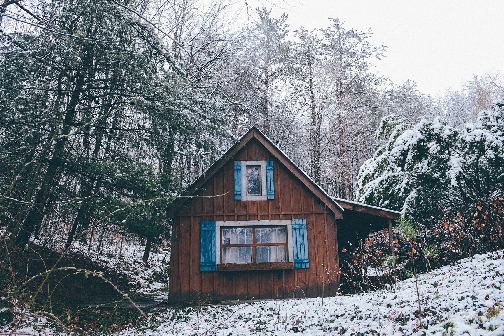 Wanderings: Beaverdam Cabin, Jennerstown, PA