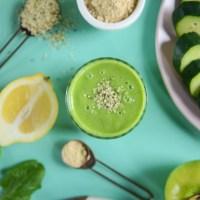 Green Detox Smoothies & Their Benefits