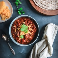 My Award-Winning Chili & A Chili Cook Off