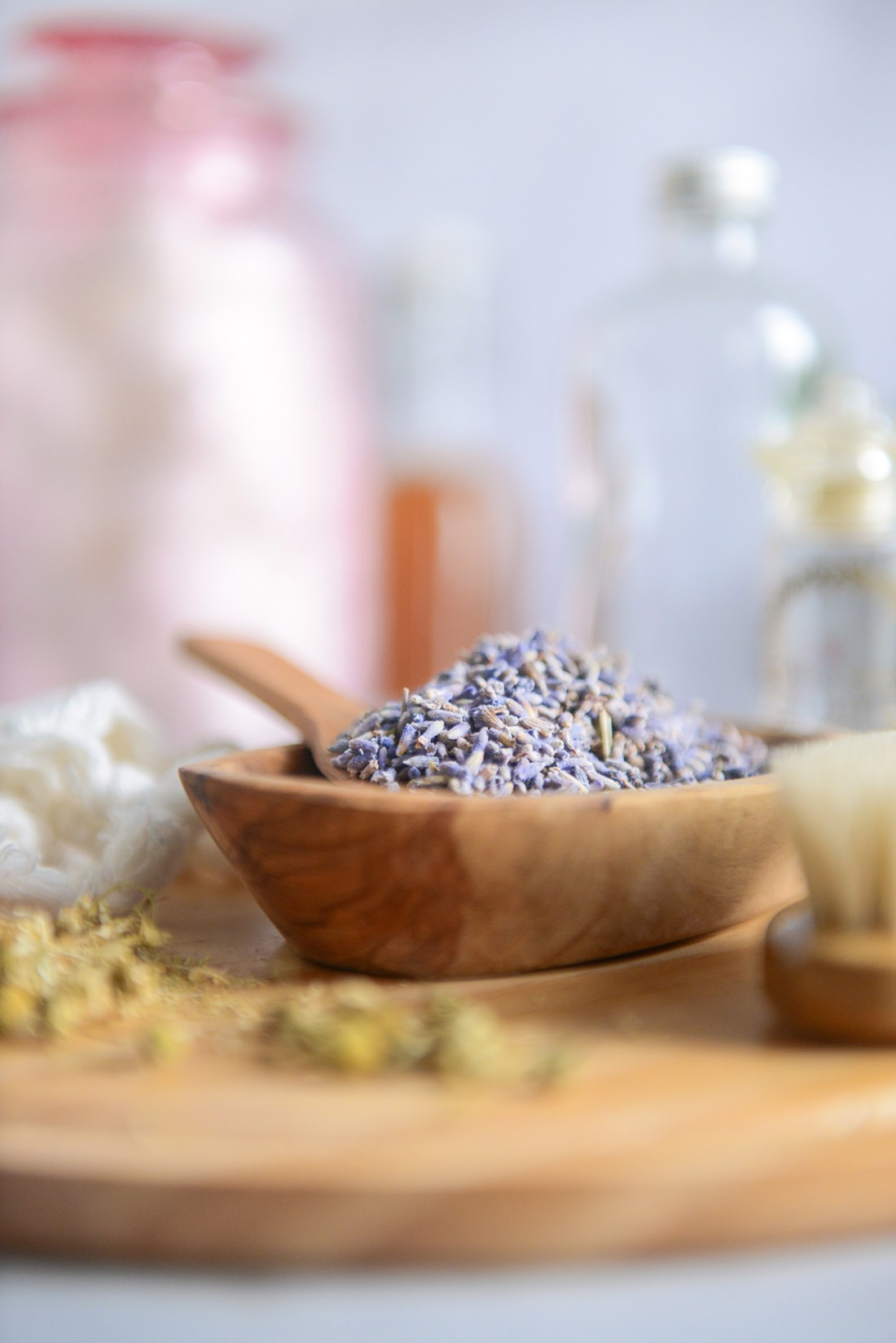DIY Natural Haircare Recipes // www.WithTheGrains.com