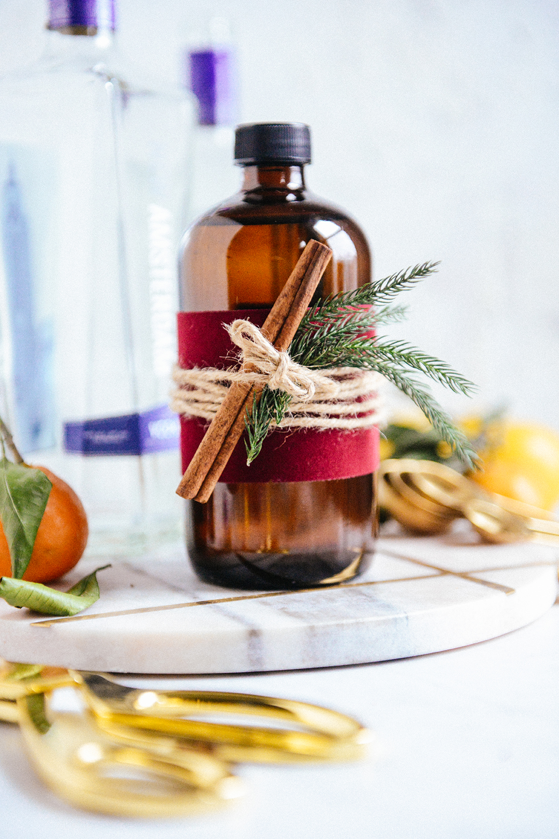 Homemade Bitters: A DIY Holiday Gift for Cocktail Connoisseurs