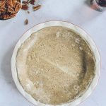 Gluten Free Whole Grain Pie Crust That Doesn't Suck