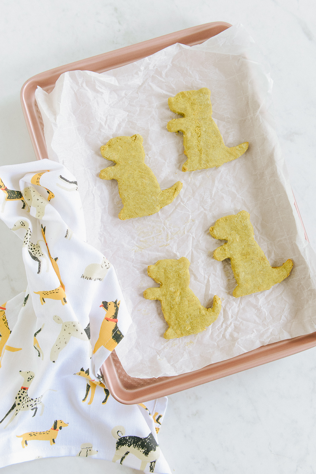 Gluten Free Dog Treats + Happy Groundhog Day 2019