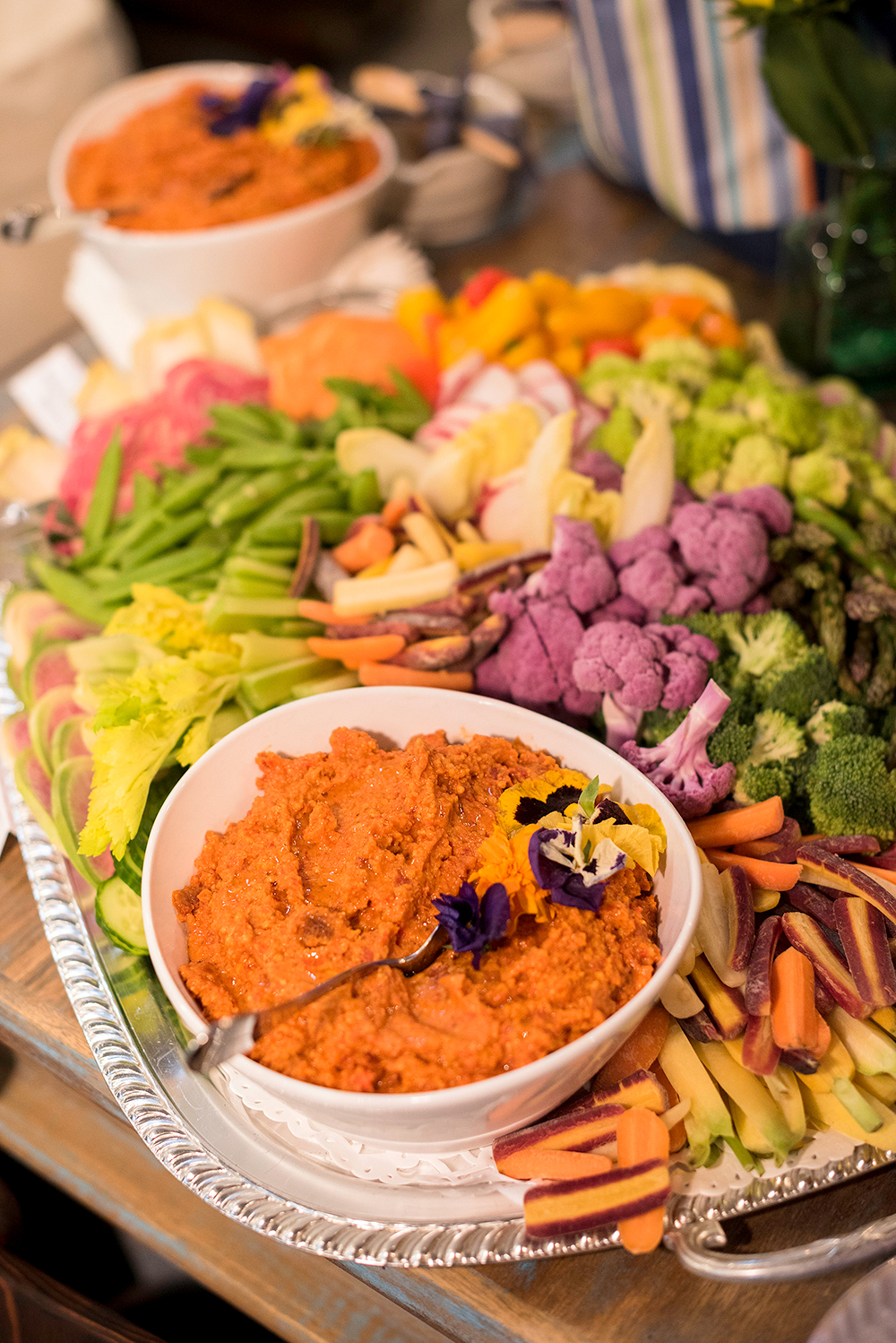 The Gluten-Free Grains Cookbook Launch Party // www.WithTheGrains.com