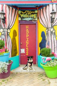 A Tourist In My Own City: Visiting Randyland & Pittsburgh Pride // www.WithTheGrains.com