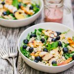 The Gluten-Free Grains Cookbook Club: Summer Brunch Salad