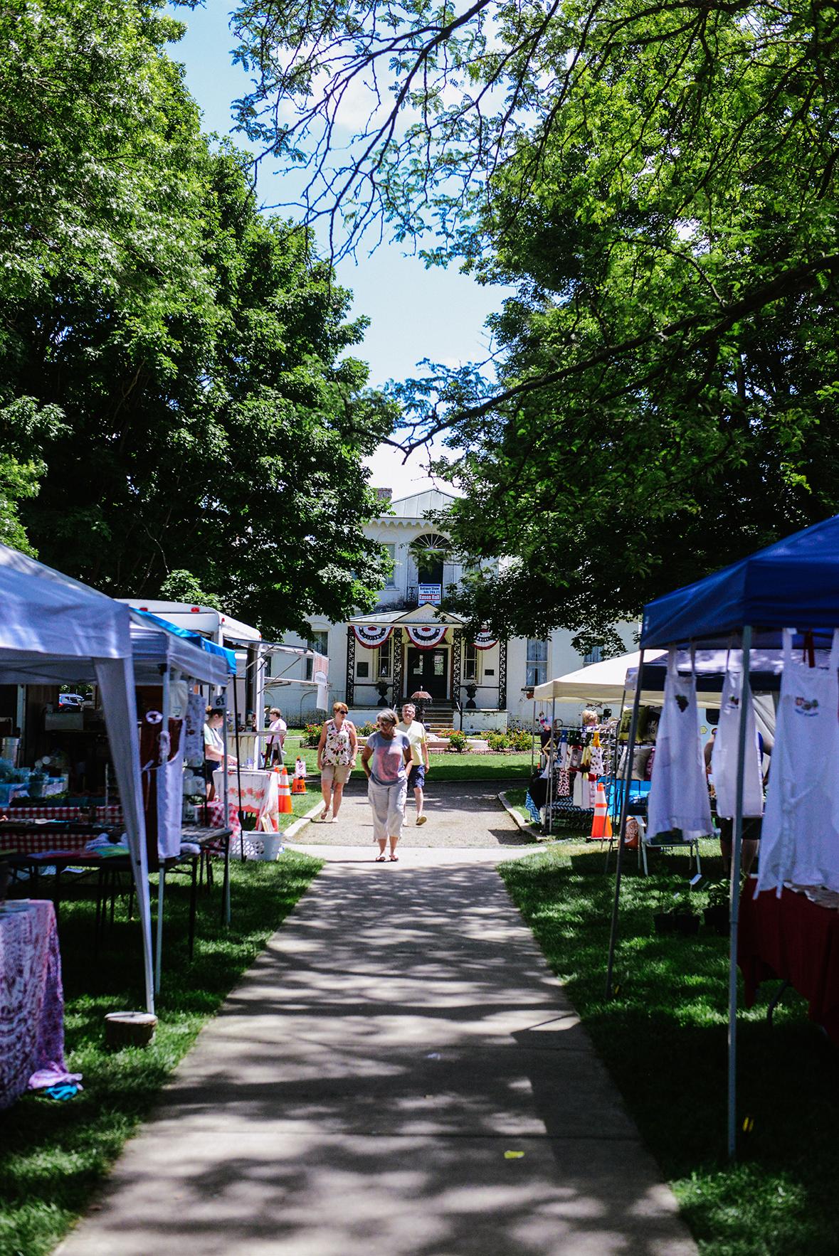 Westfield, NY // www.WithTheGrains.com