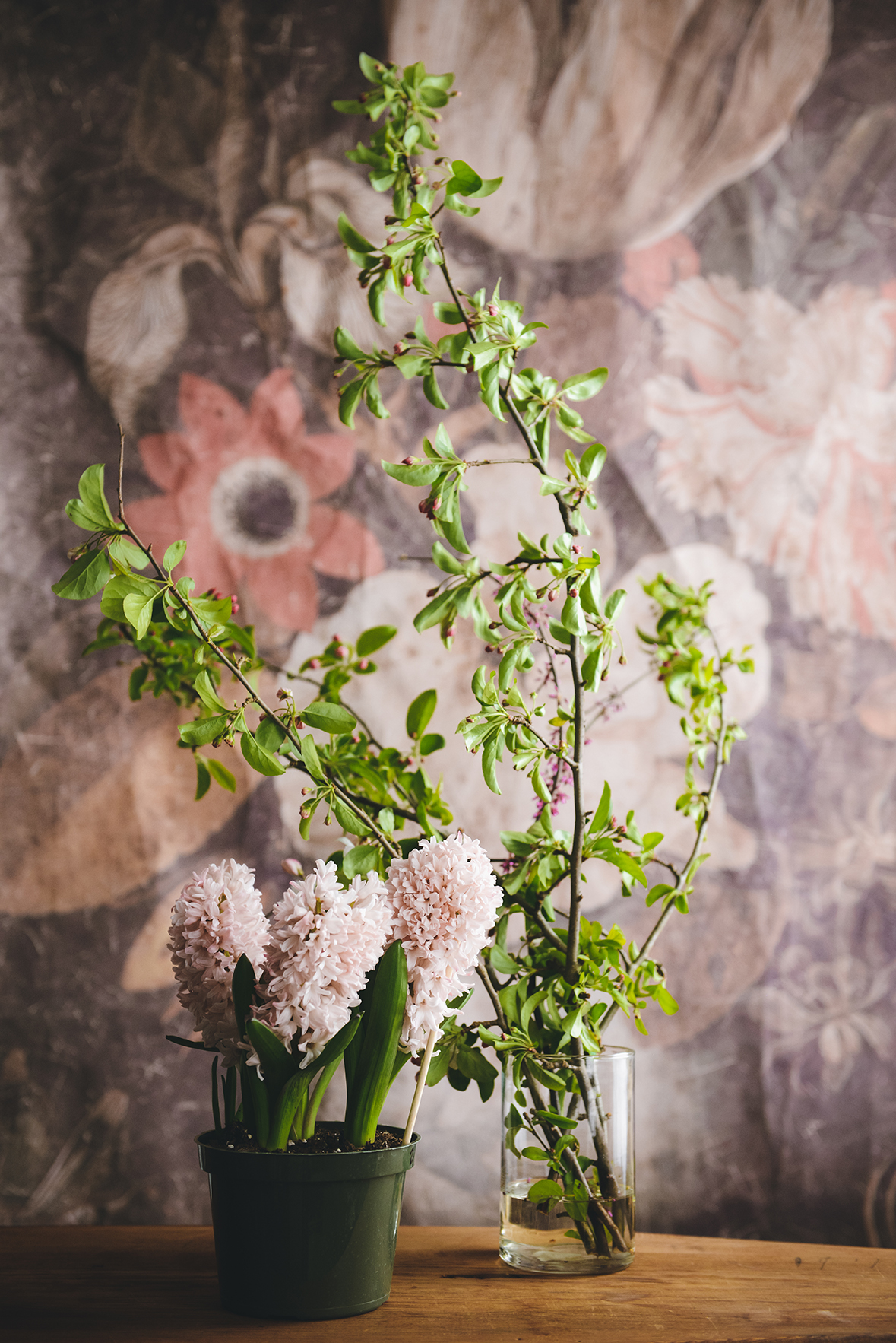 Spring Blooms // www.WithTheGrains.com