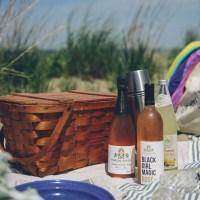 Lemon Dill Chickpea Salad for a Vegan Beach Picnic