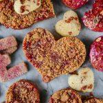Whole-Grain Jam Shortbread Bars & Lessons in Love