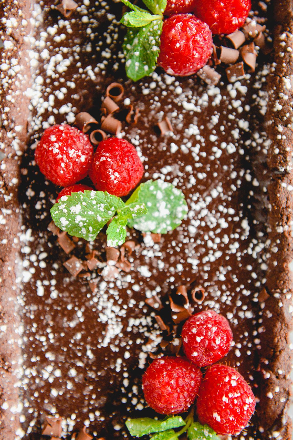 Double Chocolate Tart (Whole-Grain, GF & Still Good!)