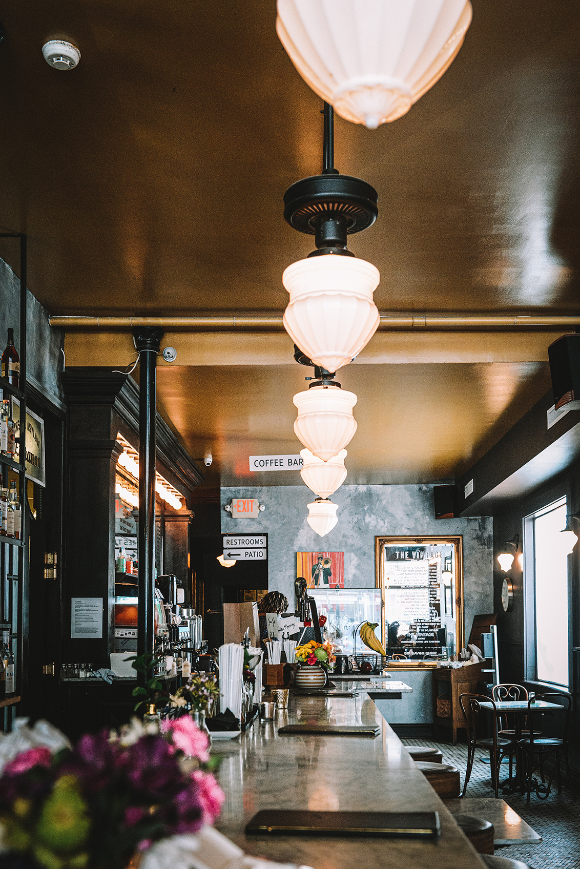 The Vintage, New Orleans // www.WithTheGrains.com