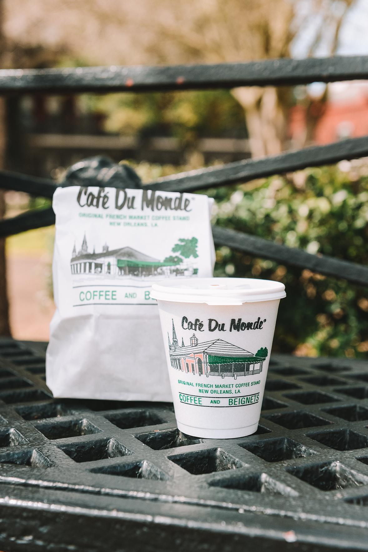 Cafe du Monde // www.WithTheGrains.com