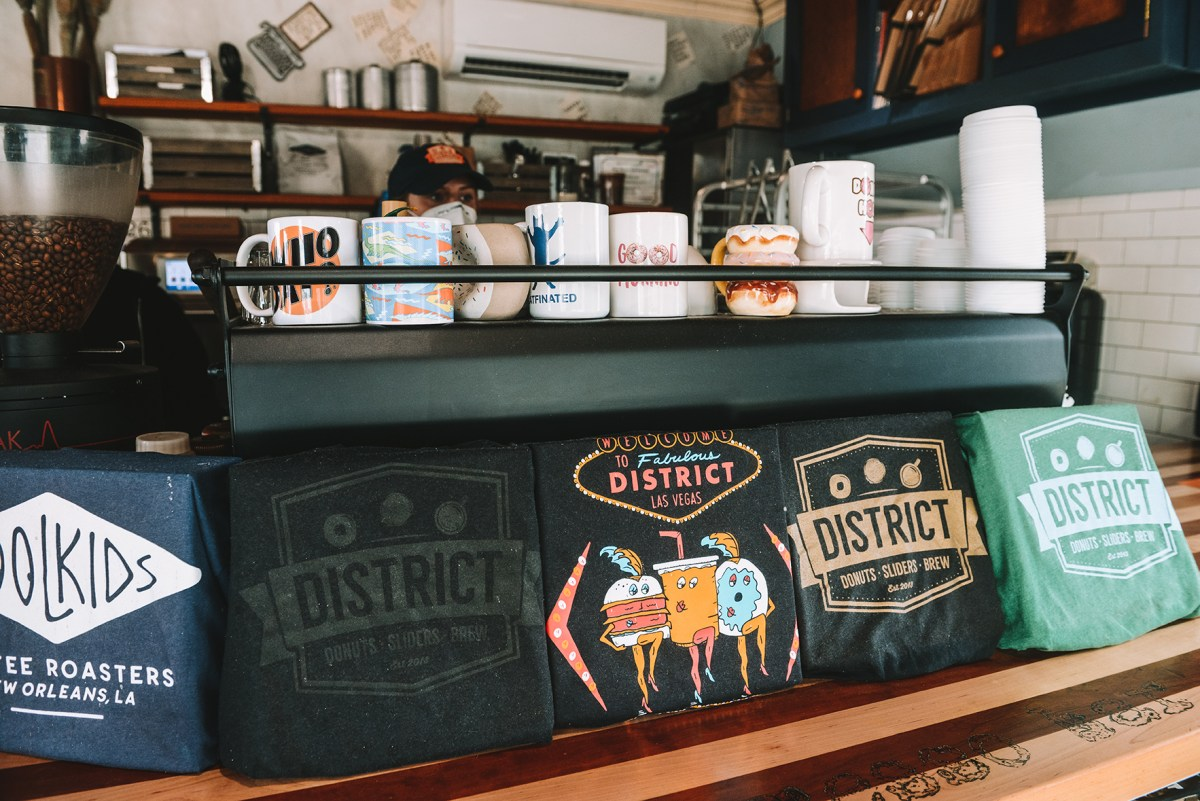 District Donuts, New Orleans // www.WithTheGrains.com