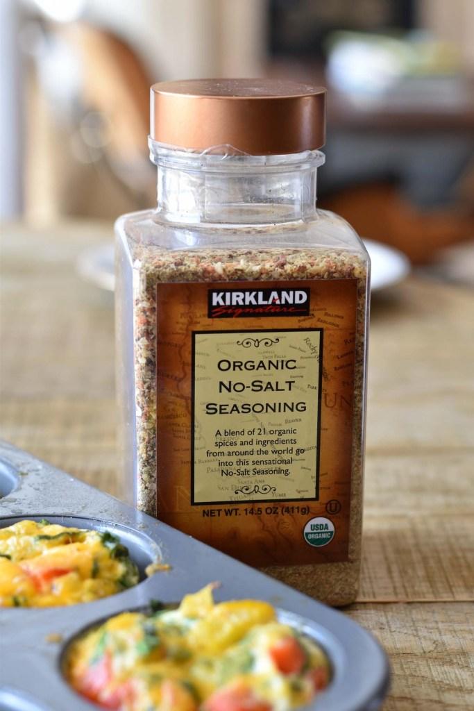 No Salt Seasoning