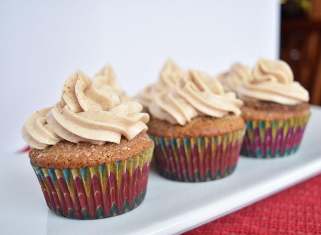 Churro Cupcake