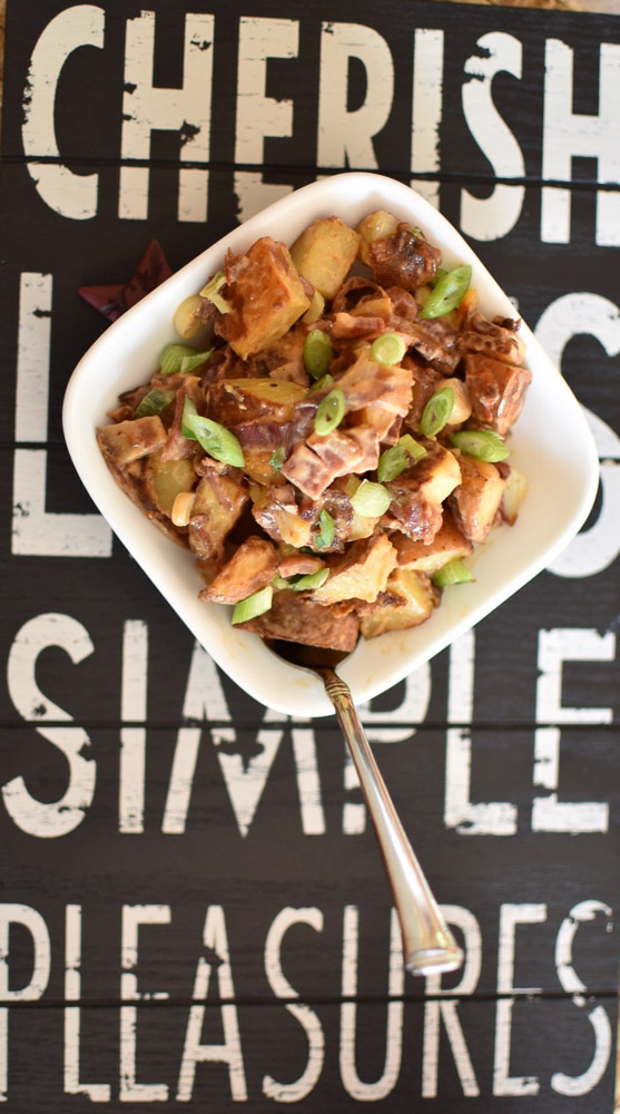 Chipotle Adobo Potato Salad
