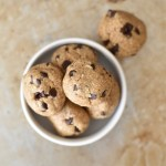 Healthy Cookie Dough Balls
