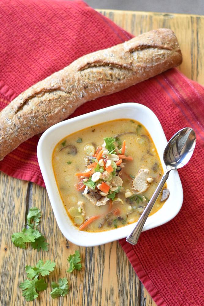 Thai Chicken Soup
