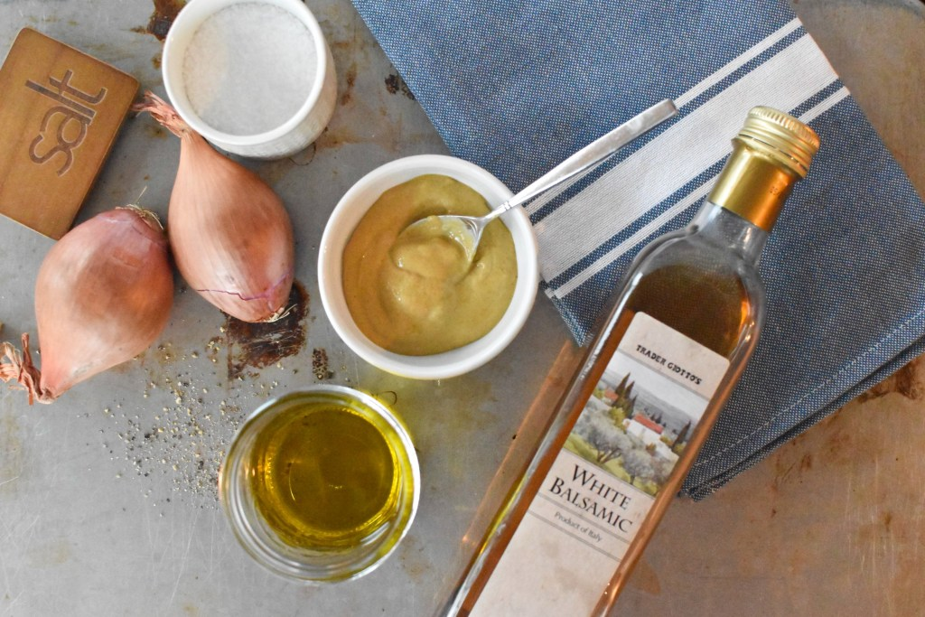 White Balsamic Vinaigrette
