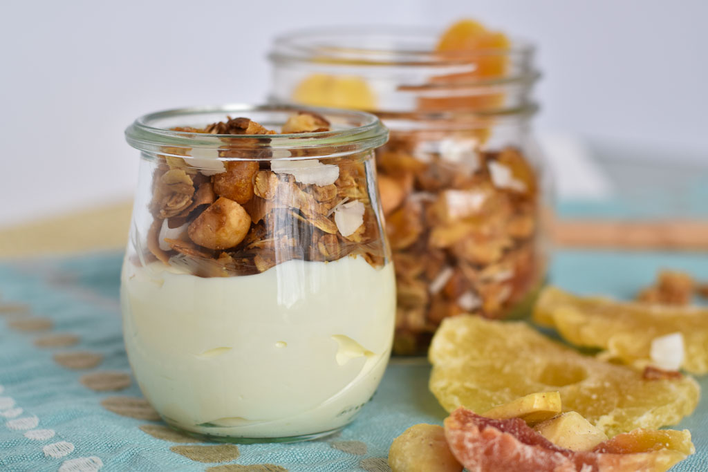 Tropical Granola