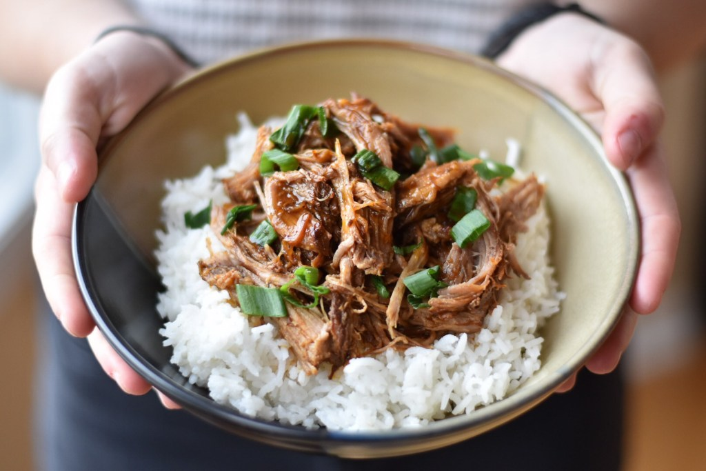 Instant Pot Korean Inspired Pulled Pork