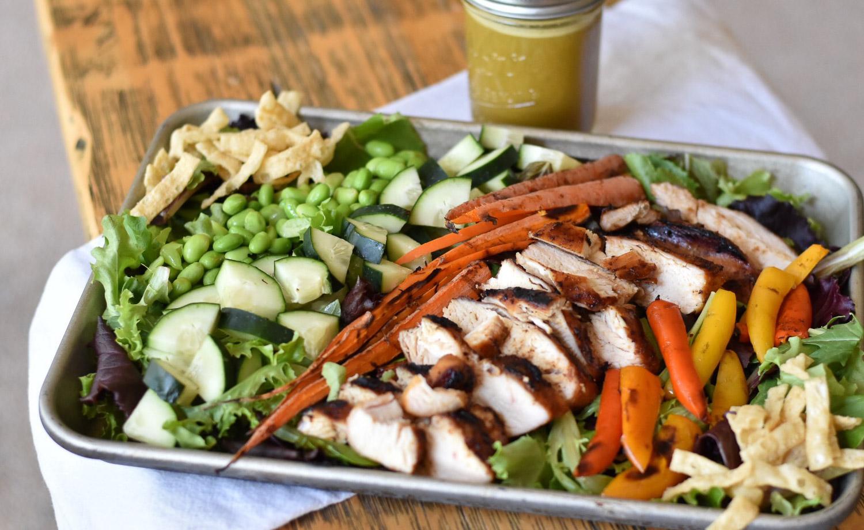 Grilled Vegetables Salad Food Network