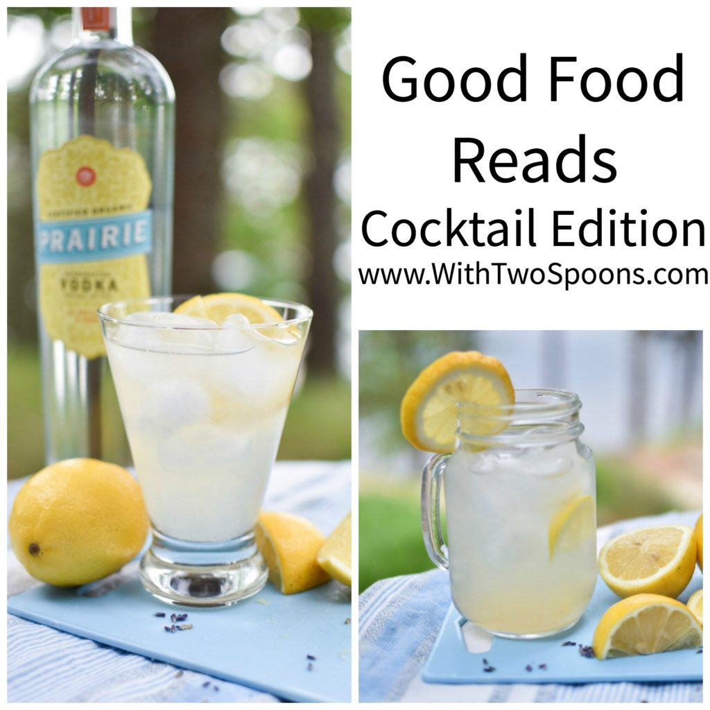 Good Food Reads Cocktail Edition