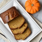 A Fall Classic: Pumpkin Bread