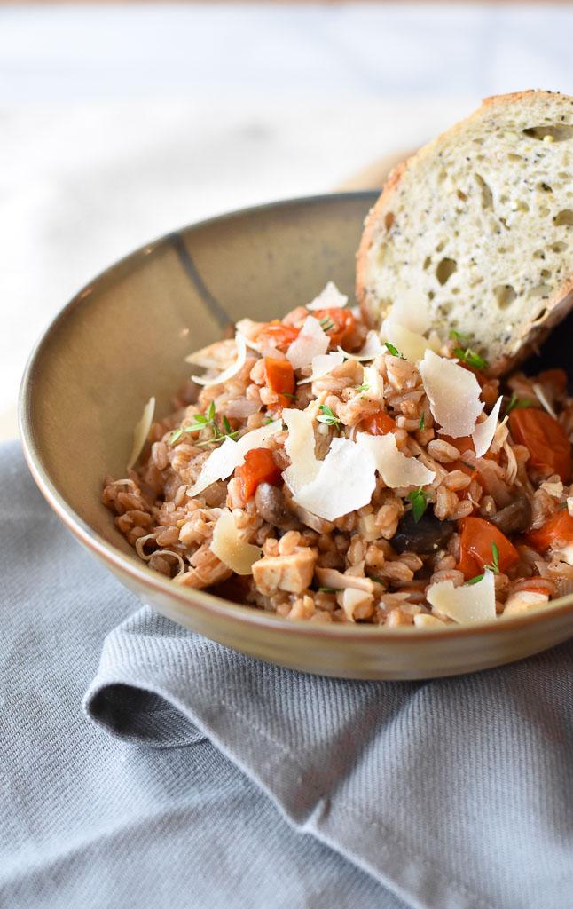 Whole Foods Farro Salad