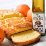 Quick Glazed Orange Bread