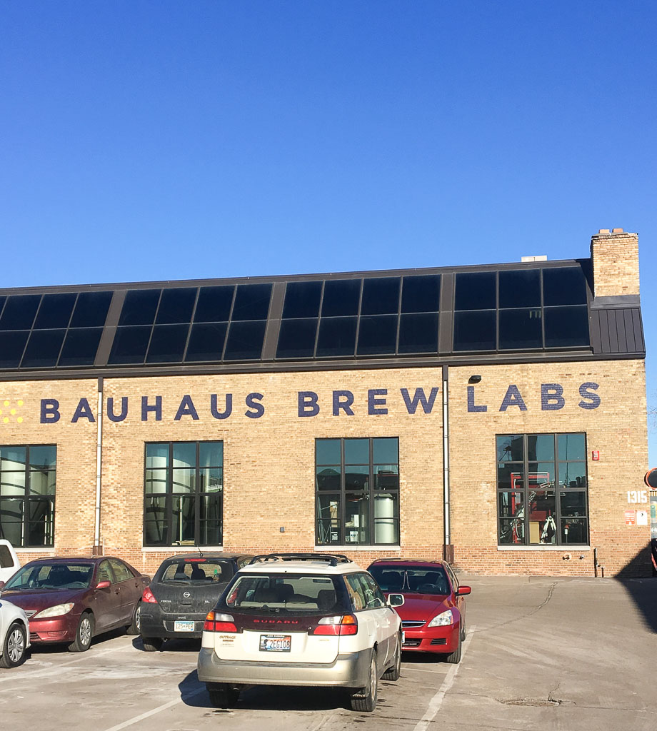 Bauhaus Brew Labs Northeast Minneapolis Brewery Tour