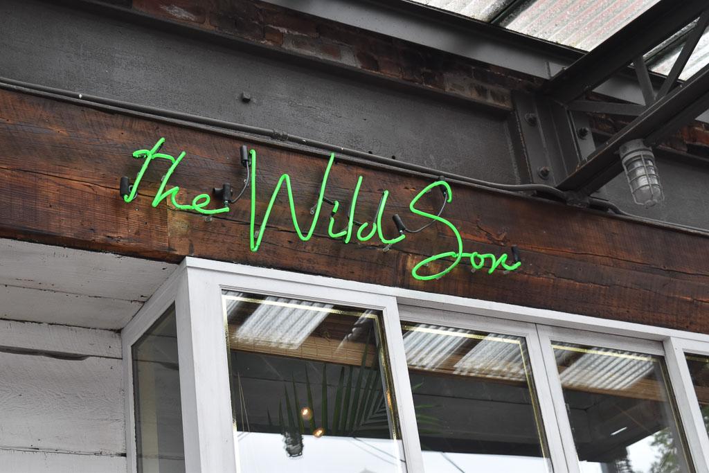 New York City The Wild Son