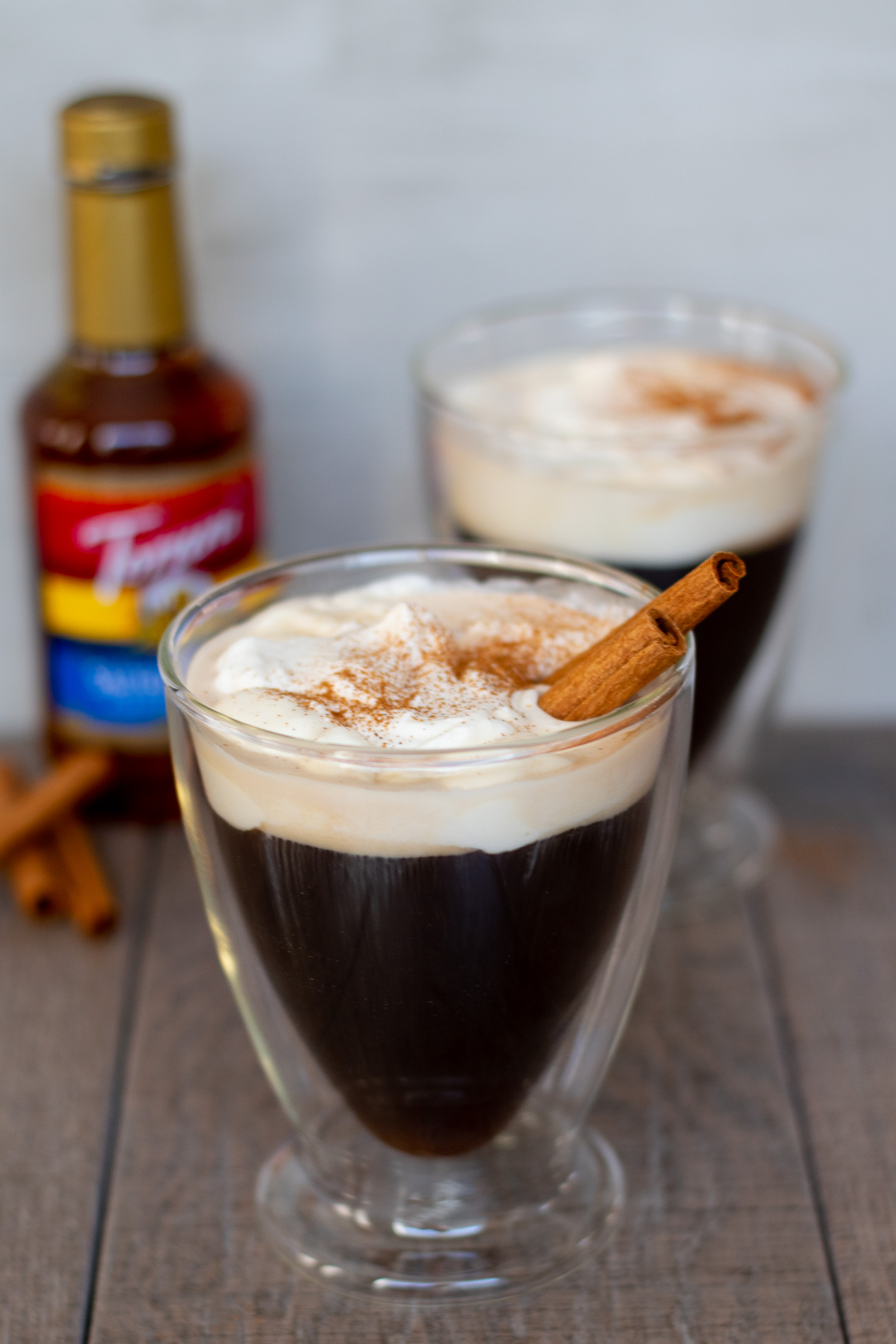 Bourbon Salted Caramel Coffee