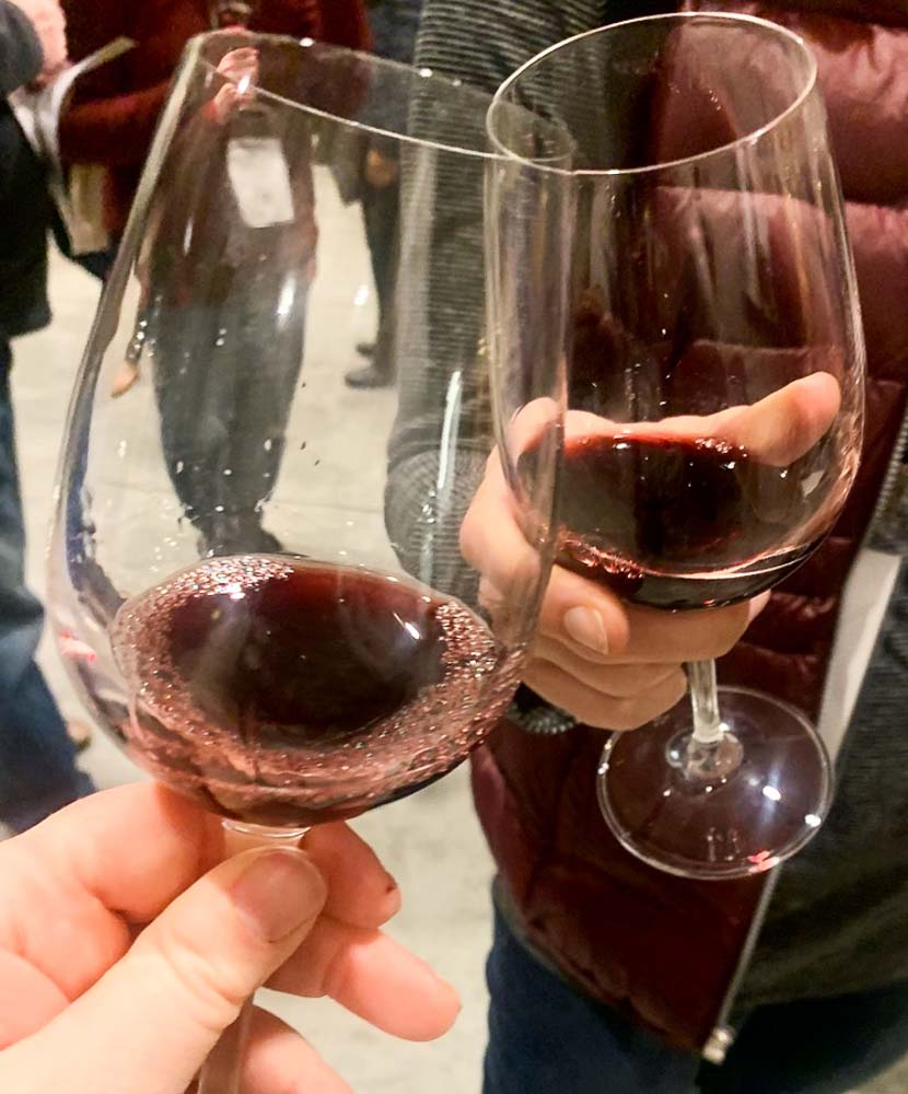 Wine at the Healthy Kitchens Conference