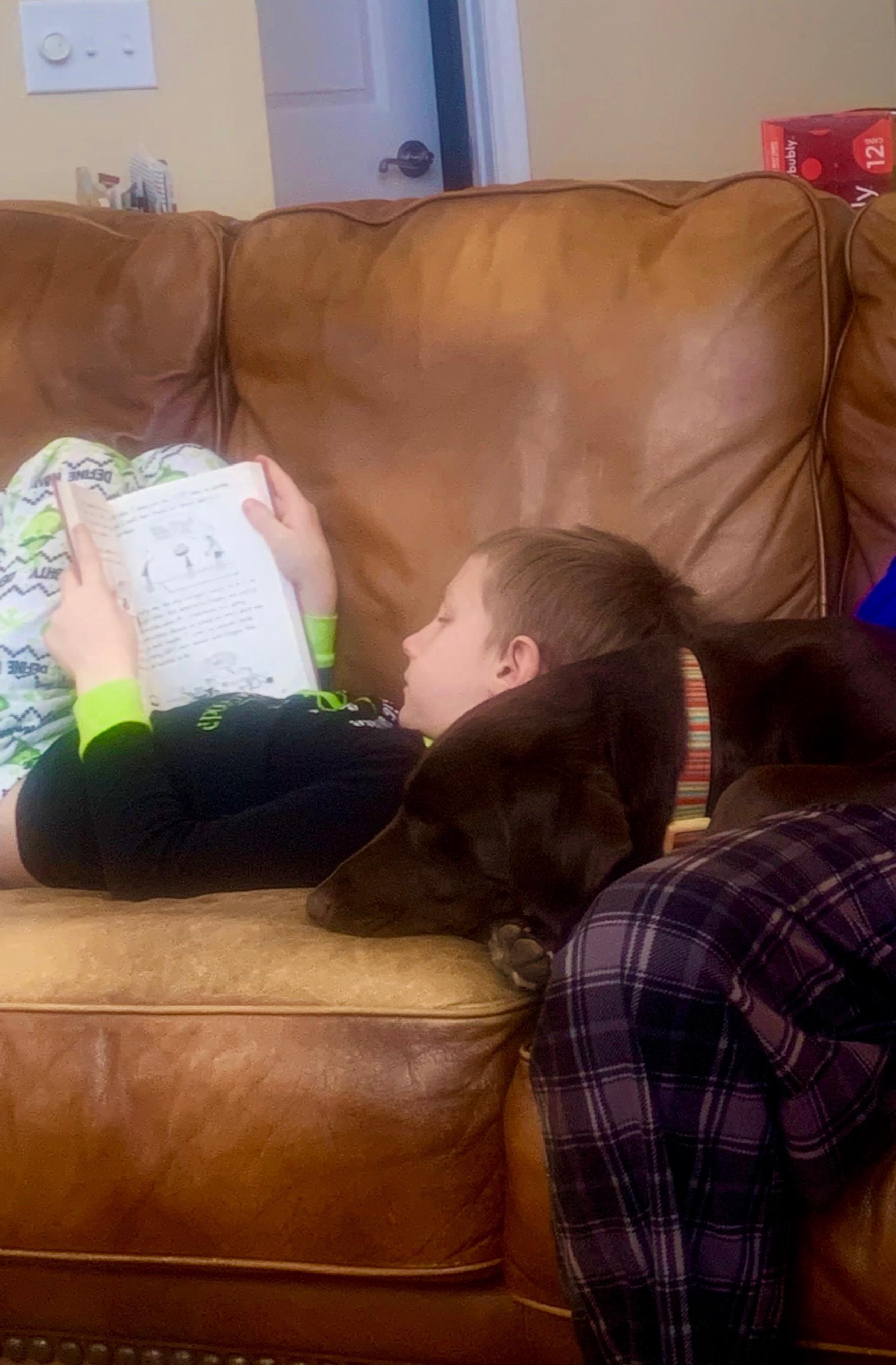 Friday Five Raising Readers