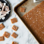 Whiskey Sea Salt Caramels