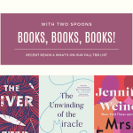Books, Books, Books! (And What's on My TBR List for Fall)