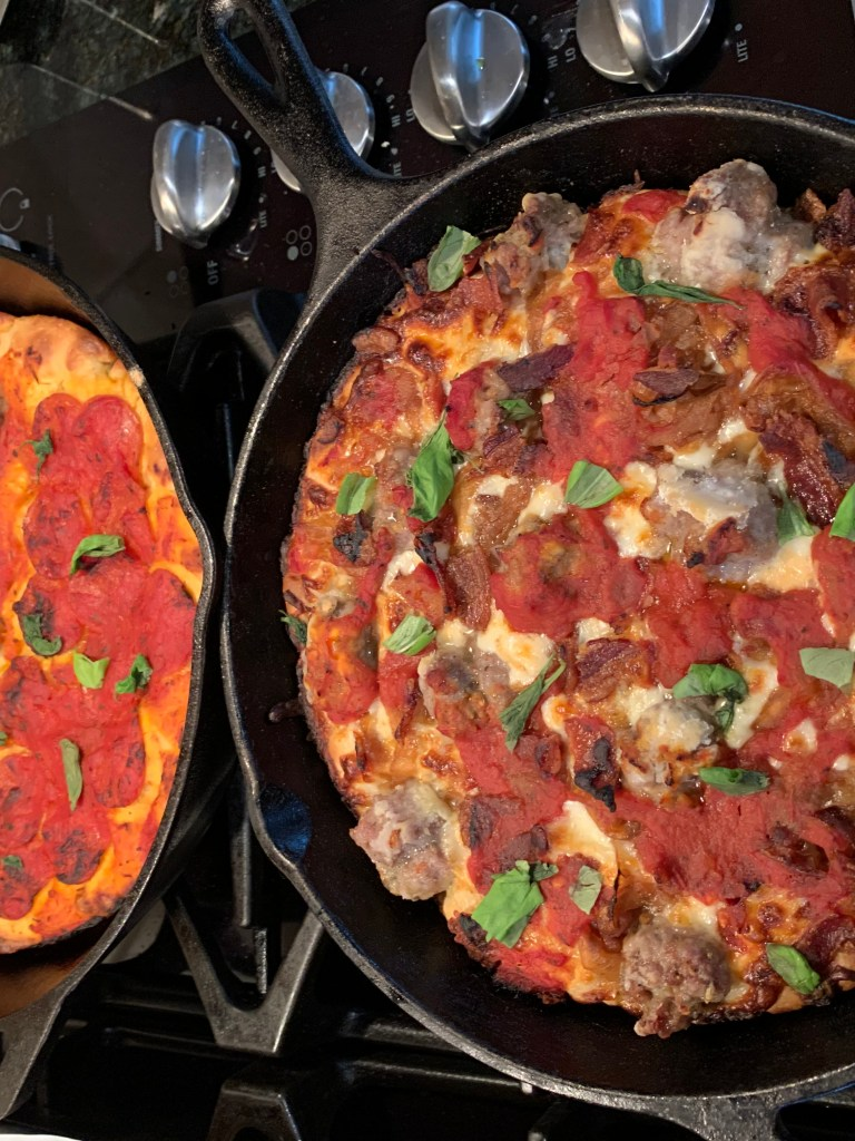 Fool Proof Pan Pizza Serious Eats: Recipes I have on repeat
