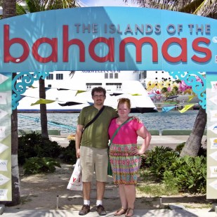 Welcome to the Bahamas!