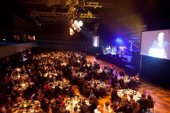 2013 Focus For Change benefit at Roseland Ballroom