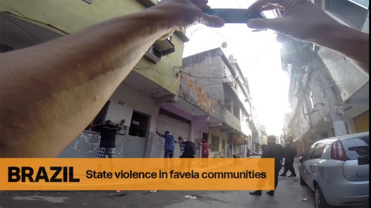 State Violence in Brazilian Favela Communities