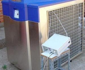 Absorption Chiller Solar Powered Air Conditioner