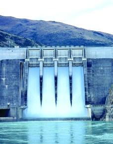 Clean Energy Generation - Hydropower station