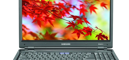 Samsung R610 notebook