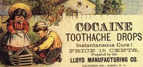 Great Binge Drugs - Cocaine Tablets