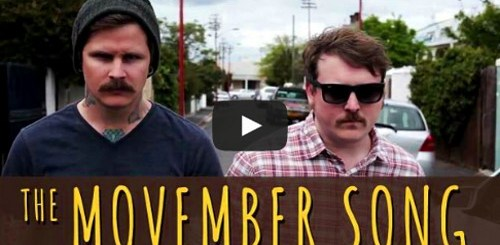 The Movember Song