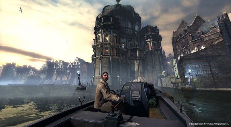 Gamification: Popular steampunk game, Dishonoured (image: forbes.com)